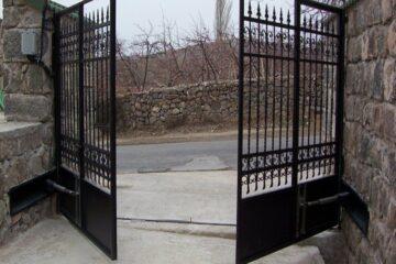 Dairesel Bahçe Kapıları