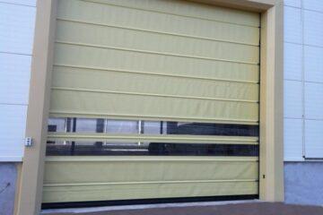 Hızlı Tip PVC Kapılar