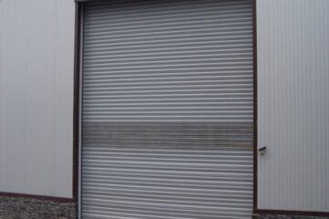 Panjur Tip Sarmal Kapılar
